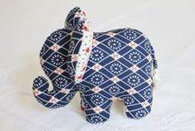 modele couture patron elephant