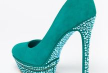 Oh the shoes / by Nicole Smith