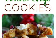 Christmas cookies and desserts / by Ann Ihli