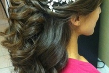 Bridal up do's
