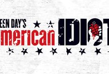 American Idiot the Musical / This is one of the Latest musicals to come to the West End, with music from world famous band Green Day. This show has won Tony awards, and has been on Broadway since 2010.