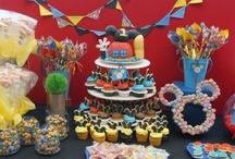 Lifetime of Birthdays! / by Natalie Castillo