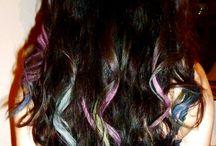 hair / by Amber Spann