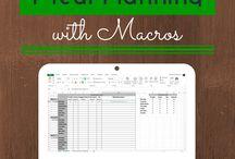 Macros Meal Planning