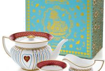 Afternoon Tea- Wedgwood Harlequin Collection