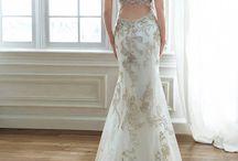 Karla's wedding dress