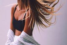 • Hair on Fleek • / Hair goals aims and success