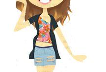 Mi moda♡♥