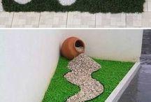 Giardino casa nuova
