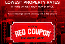 Buy Red Coupon & get discount upto 5 Lacs| Discounted Flats
