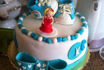 Converse Babyshower cake / Duygu's babyshower cake