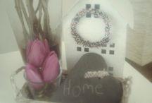 Der Frühling kommt.., / Home Sweet Home