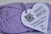 Wool / Beautiful wool and labels
