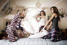 piżama party / nie wiesz jak zrobić piżama party dam ci kilka pomysłów