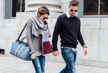 fashion couple