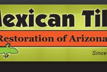 Tile Restoration & Cleaning in Phoenix, Los Angeles, & Orange County / Looking for Tile Restoration or Cleaning in Phoenix, Las Angeles or Orange County CA? Look no further, Mexican Tile Restoration Repair broken tile, provides tile restoration and cleaning in Arizona and California.