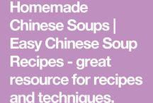 Chinese medicinal soups