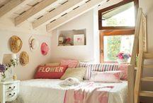 cute bed room