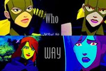 •Young Justice•