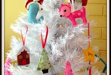 Christmas Ornaments / by Jennifer Heath