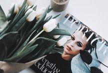 flatlay -blog