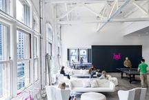 Studios / Workspaces we love
