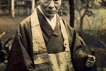 Zen and tibetan masters