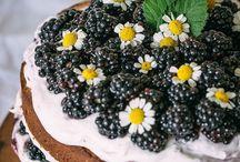 ягодные торты