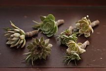 Cool Boutonnieres / Boutonnière styles we love!