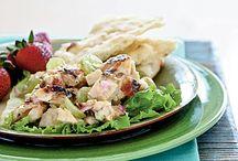 Salads, Sauces, Dips, Salsas, Dressings