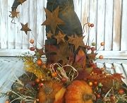 Fall Decorations / by Vickey Vicknair