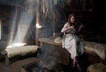 Prehistoric interiors