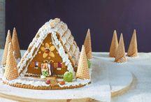 Lebkuchen-Leckereien / Der Duft nach Lebkuchengewürz und Pfefferkuchen gehört zu Weihnachten einfach dazu! Diese zauberhaften Rezepte punkten mit viel Geschmack: von klassischen Lebkuchen über Gewürzkuchen und -Schnitten ist alles dabei, was würzigwarm die kalte Jahreszeit versüßt.