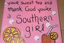 It's A Southern Thing ❤ / by Taylor Whitt
