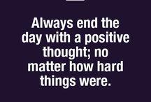Positivity +