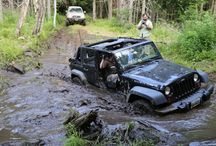 It's a Jeep thing! / Get off-road. Out in the woods and in your life ;)