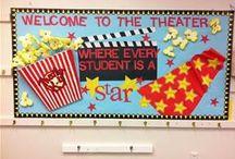 third grade classroom theme