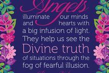 ANGELS AMONG US / by Linda Toews