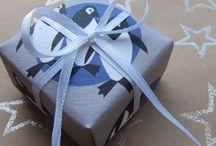 Creative Christmas Gift Wrapping resources / Creative Christmas Gift Wrapping ideas, resources, tutorials & free printables.