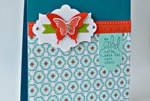 craft - Stampin Up Sycamore Street