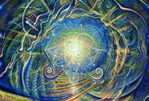 Sacred Geometry Art - Paintings / Artists Selection from SGA website