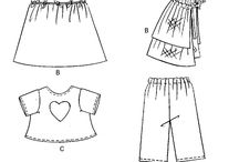 Dolls: AG Clothes / McCall Patterns have a lot of choice for the American Girl Dolls.  http://mccallpattern.mccall.com/crafts-dolls-pets-pages-909.php?list=0 / by Annie Holliday