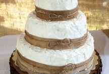 Cake Cake Cake Cake / Wedding cakes, birthday cakes, and just because cakes / by Tiffany Leiva