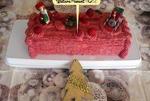 Gâteaux crème / Gâteaux crèmes diverses sans gluten ni lactose