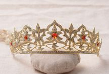 Tiaras: Early 1860s Reproductions and Close To Repros