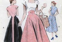 Vintage / Tidligere mode og design