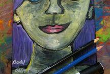 That artist woman