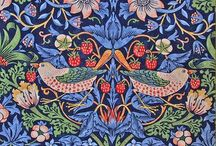 Patterns / Print, textile and wallpaper designs