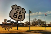 Ruta 66. El sueño americano.