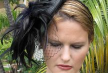 Hats / Am so bored with all the hats available to buy - looking for inspiration to make my own for two weddings this summer / by Marie-Louise Avery